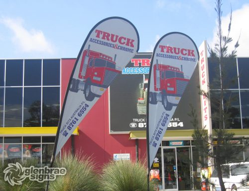 Top 5 Outdoor Advertising Signs for Small Business Owners